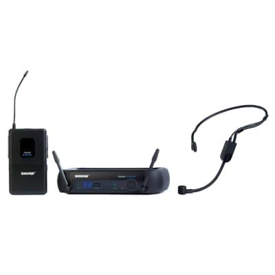 Shure PGXD14/PGA31 Headworn Headset Digital Wireless Microphone Mic System X8