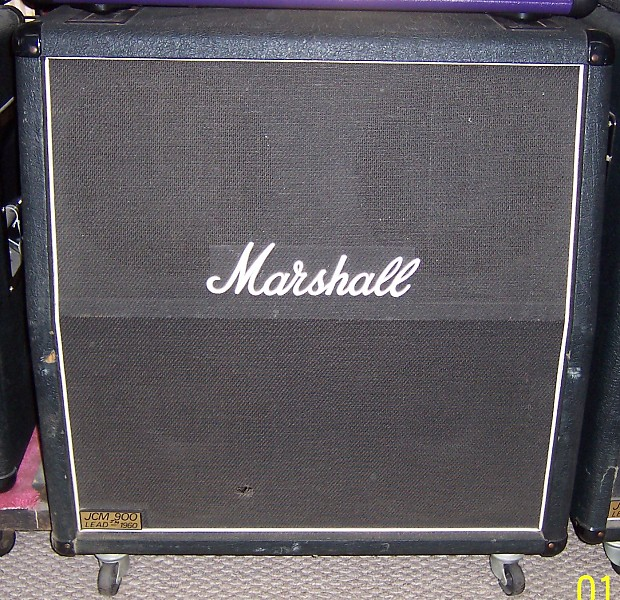 Marshall JCM 900 1960 A Cabinet | AxeShop Inc. | Reverb