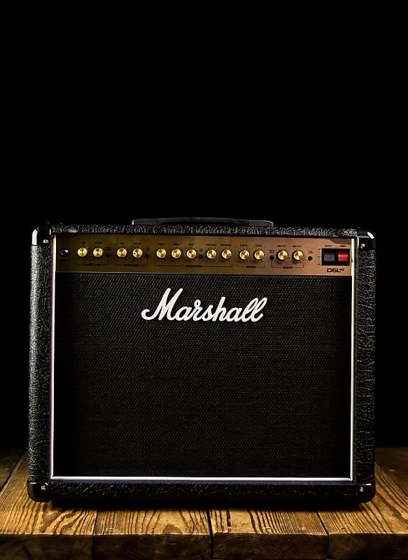 marshall dsl40cr 40 watt 1x12 guitar combo free reverb. Black Bedroom Furniture Sets. Home Design Ideas