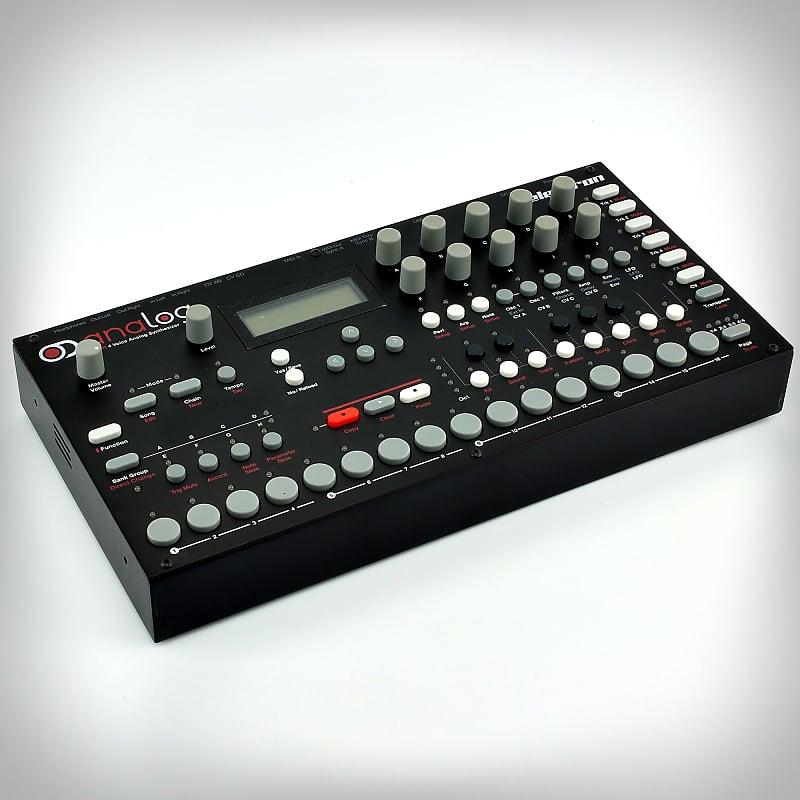 elektron analog four synth used demo unit skip 39 s reverb. Black Bedroom Furniture Sets. Home Design Ideas