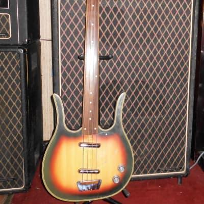 Dynelectron Fretless 1969 for sale