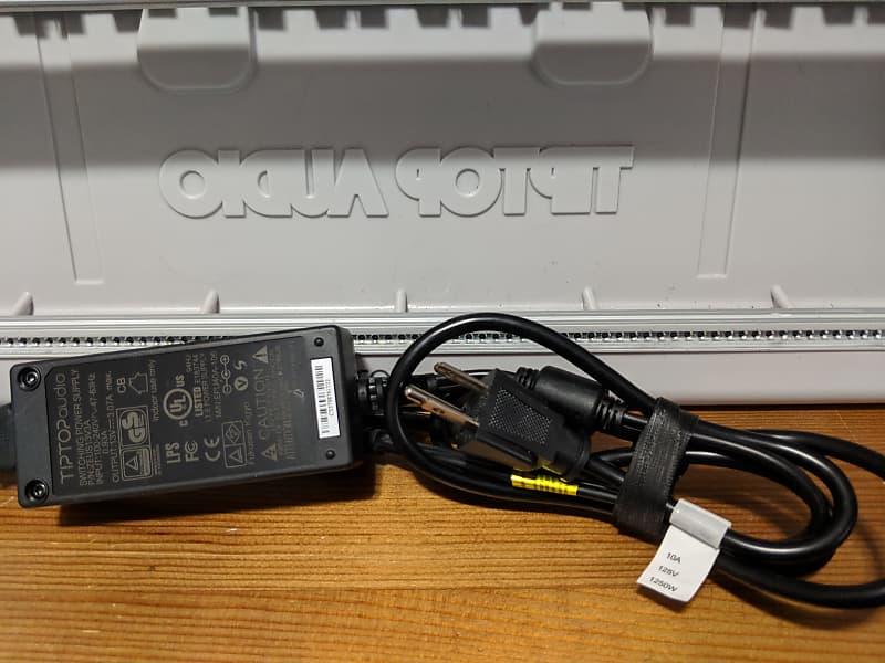 Tiptop Audio Mantis Eurorack Case Orange - the best starter case in Eurorack