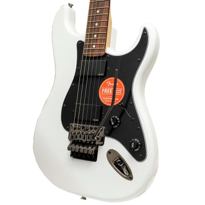Fender Squier Contemporary Active Stratocaster White for sale
