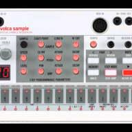 Korg Volca Sample Sampler Sequencer