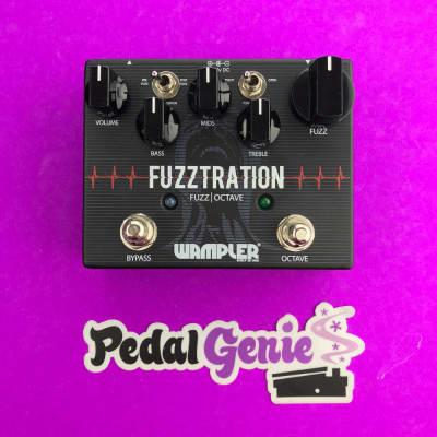 [USED] Wampler Fuzztration