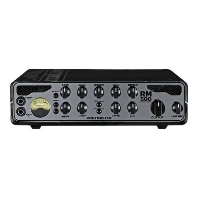 Ashdown RM-500 EVO Rootmaster 500-Watt Bass Amp Head