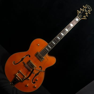 Peerless Tonemaster Standard Bigsby Archtop Electric Guitar #8192 for sale