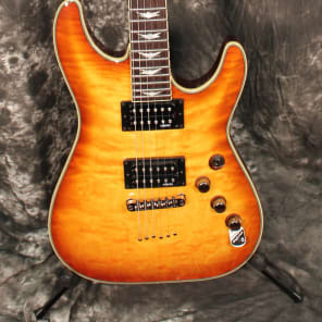 Schecter Omen Extreme-6 Electric Guitar Vintage Sunburst for sale