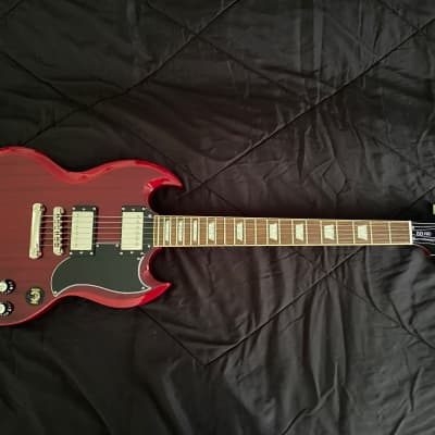 Epiphone G-400 PRO Electric Guitar Cherry 2010s