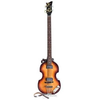 hofner violin bass hct/1 contemporary series - basso e... for sale