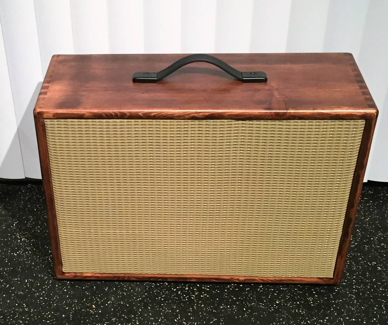 Knotty Pine Kitchen Cabinets For Sale: SactoCabs Fender Deluxe Reverb Extension Cabinet