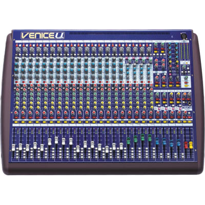 Midas Venice U24 24-Channel Mixing Console / USB Interface