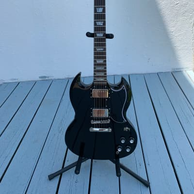 Epiphone G-400 Pro SG Ebony for sale