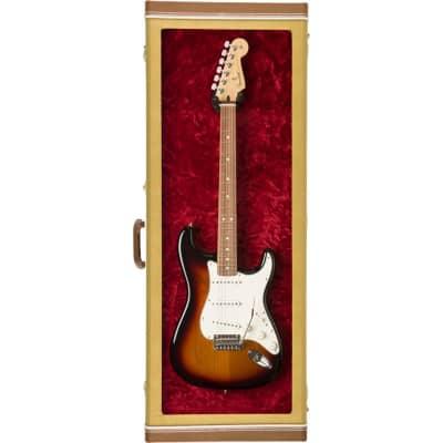 Fender Guitar Display Case, Tweed for sale