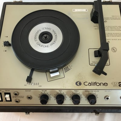 Califone 1925 Phonograph