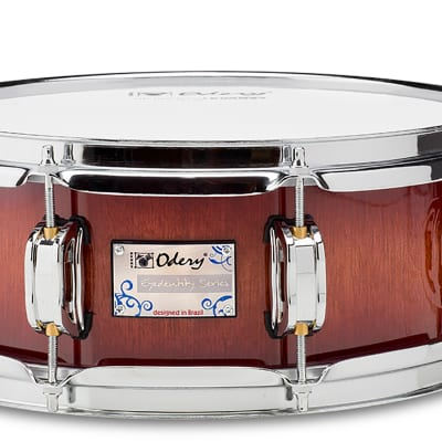 Odery 14 x 5 Snare Drum - Nyatoh, Red River Finish