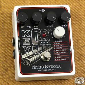 electro harmonix key9 electric piano machine reverb. Black Bedroom Furniture Sets. Home Design Ideas