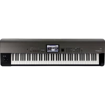 Korg Krome EX 88 Synthesizer Workstation Keyboard, Warehouse Resealed