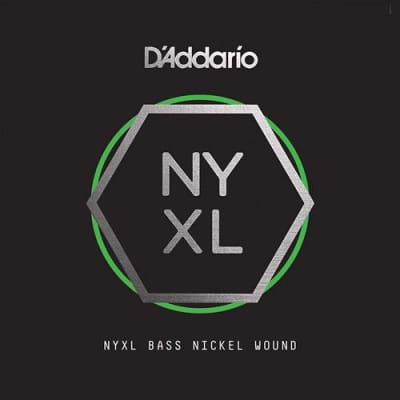D'Addario NYXLB130 Bass Single