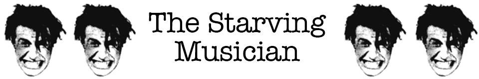 The Starving Musician - Santa Clara