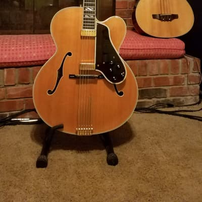 Gibson Johnny Smith custom 1982 Natural for sale