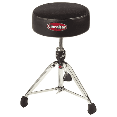"Gibraltar 9608SFT 9600 Series Softy Drum Throne w/ 5"" Top"