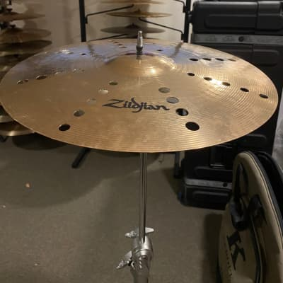 "Zildjian 16"" S Series Trash Crash"