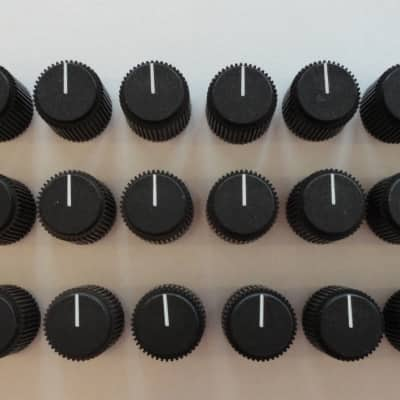 Sequential Circuits Pro-One knob set - Full set of 28 - New