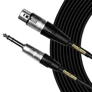 "Mogami MCP-SXF05 CorePlus 1/4"" TRS Straight to XLR Female Cable - 5'"