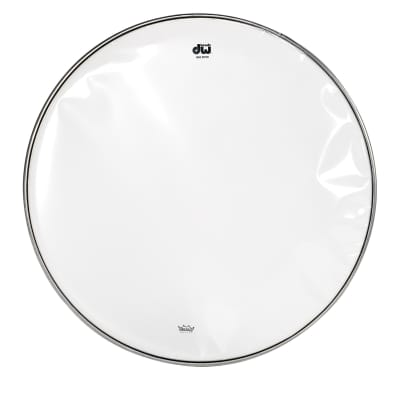 DW Drum Heads : 12 Inch Clear Snare Bottom Head