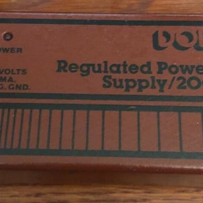 DOD Power supply 200 80s/90s for sale