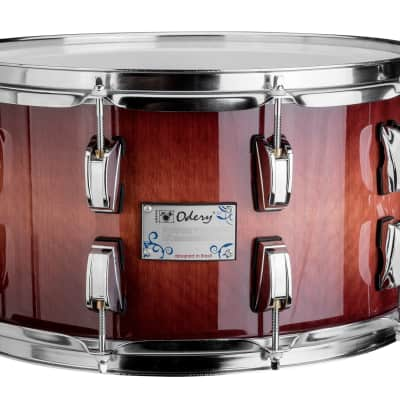 Odery Snare Drum 14 x 7.5 - Nyatoh, Red River Finish