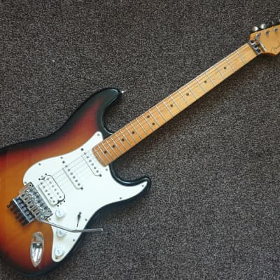 Fender Stratocaster Classic Floyd Rose USA American 1992 3 tone sunburst for sale