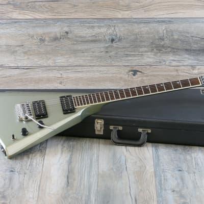 RARE & Vintage! 1985 Fender Katana Metallic Yellow Gold + OHSC for sale