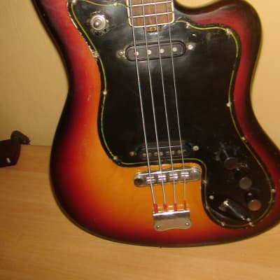 Musima De Luxe 25B Jaguar Bass Guitar Vintage for sale