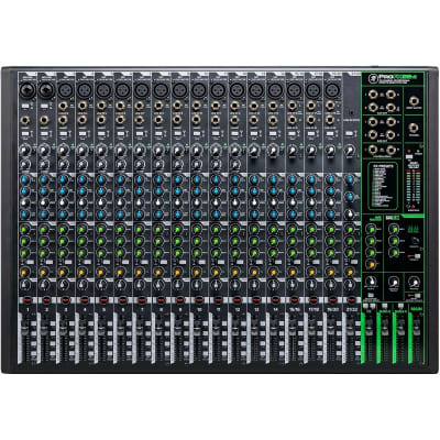Mackie ProFX22v3 22-Channel Effects Mixer