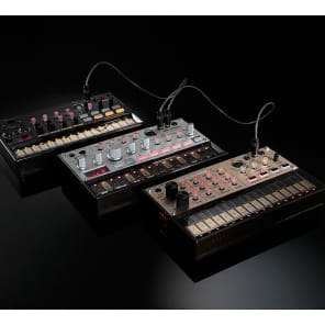 Korg Volca Beats, Bass and Keys Bundle