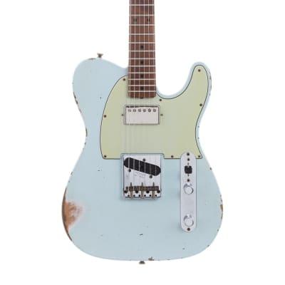 Fender Custom Shop '60 Telecaster Relic, Lark Custom - Sonic Blue (116) for sale