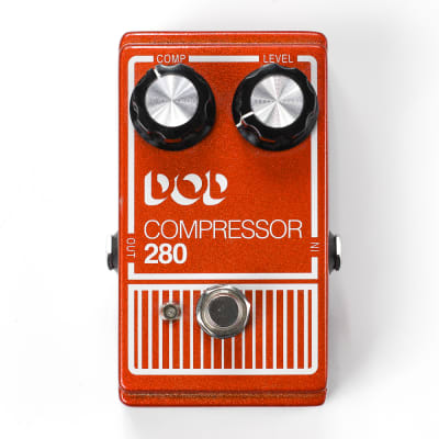 DigiTech DOD 280 Compressor Pedal (2014 Reissue) for sale