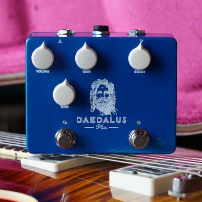 Mythos Pedals Daedalus Plus Overdrive/Boost