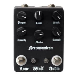 Lone Wolf Audio Necronomicon Annihilation Machine V2