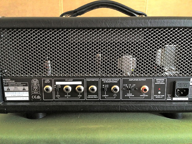 bugera g5 infinium 5 watt tube guitar amplifier buy today reverb. Black Bedroom Furniture Sets. Home Design Ideas