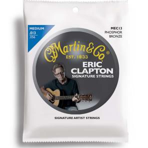 Martin MEC13 Clapton's Choice Phosphor Bronze Medium Acoustic Strings