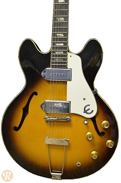 Epiphone casino in sunburst shrieveport casinos