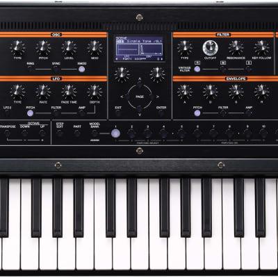 New Roland Jupiter-XM 37-Key Portable Synthesizer - Music Production Portability