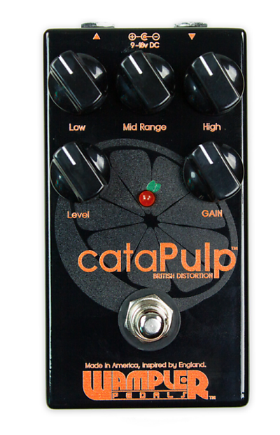 wampler catapulp austin guitar house reverb. Black Bedroom Furniture Sets. Home Design Ideas