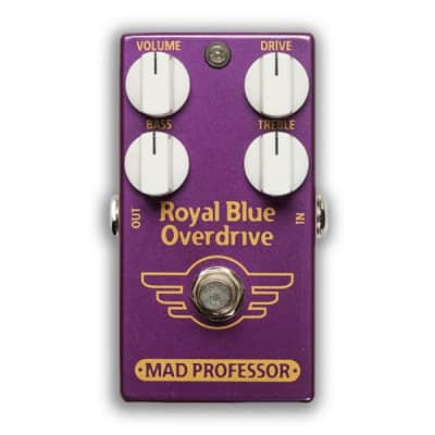 MAD PROFESSOR ROYAL BLUE OVERDRIVE for sale