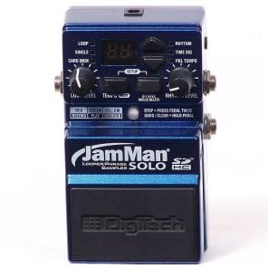 DigiTech JamMan Solo Looper/Phrase Sampler