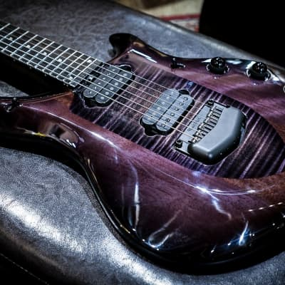 Ernie Ball Music Man John Petrucci Monarchy Majesty 6 Black Knight for sale