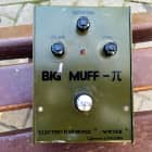Sovtek/EHX Big Muff MINI Green Russian Original New Old Stock Knobs 3PCS image